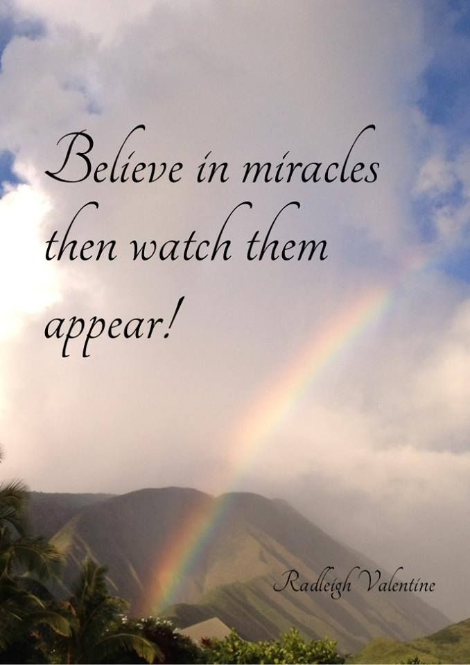 Miracles Quotes : miracles, quotes, Quotes, About, Believing, Miracles, Quotes)