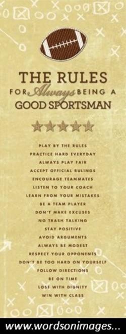 Quotations About Sportsmanship : quotations, about, sportsmanship, Quotes, About, Sportsmanship, Quotes)