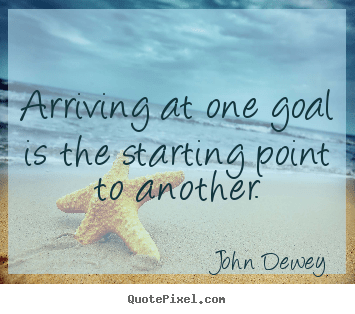 Design picture quotes about success  Arriving at one goal