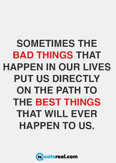 Bad Life Quotes : quotes, Quotes, About, Image, QuoteReel