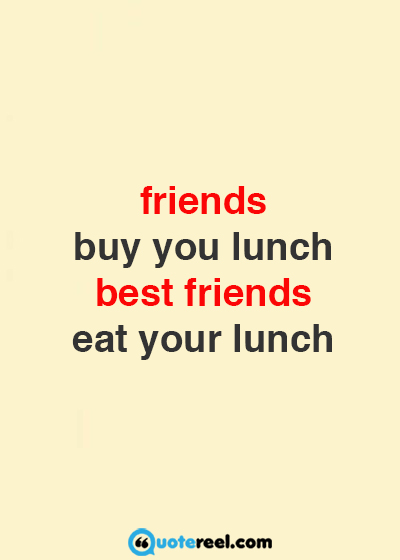 Small Funny Poems On Friendship : small, funny, poems, friendship, Funny, Friends, Quotes, Image, QuoteReel