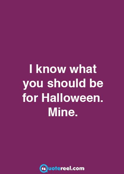 Cheesy Halloween Love Quotes