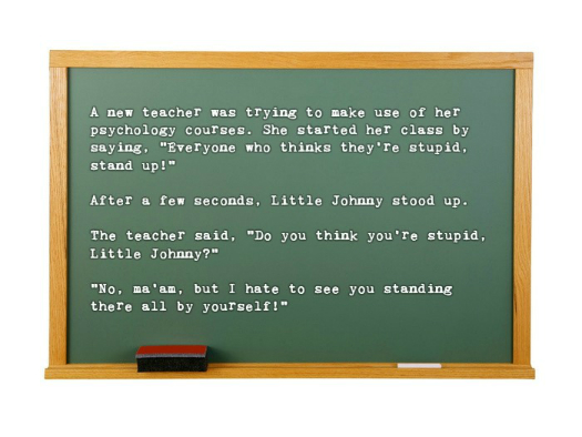 10 Classic Little Johnny Jokes For Your Entertainment