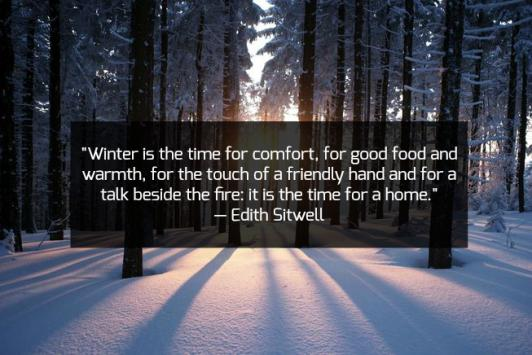 10 Winter Quotes To Celebrate The Chilly Season