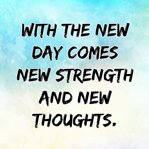 new day quotes text