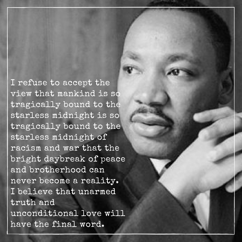 Martin Luther King Quote 11 QuoteReel
