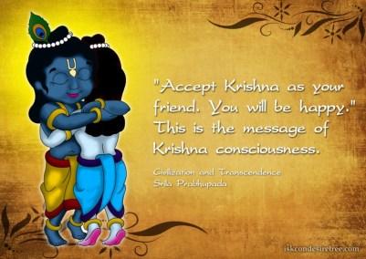 Srila Prabhupada on Message of Krishna Consciousness