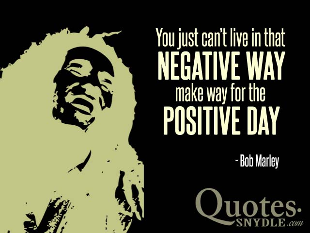 Bob Marley Quotes And Sayings With Picture Quotes And