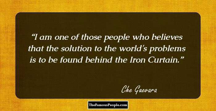 68 motivational che guevara quotes for