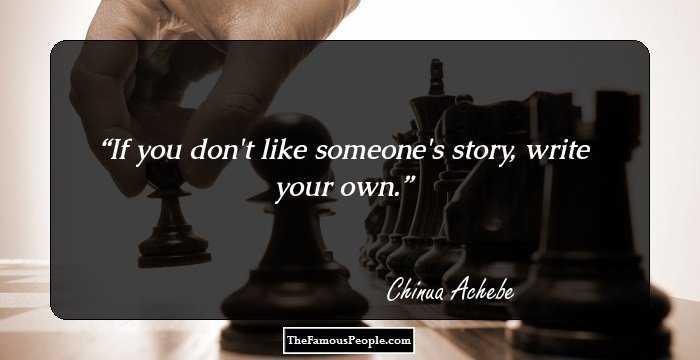 Chinua Achebe Biography  Childhood Life Achievements  Timeline