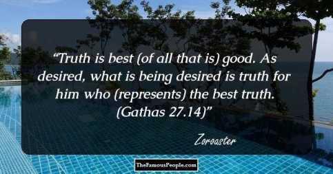Afbeeldingsresultaat voor zoroaster citaten
