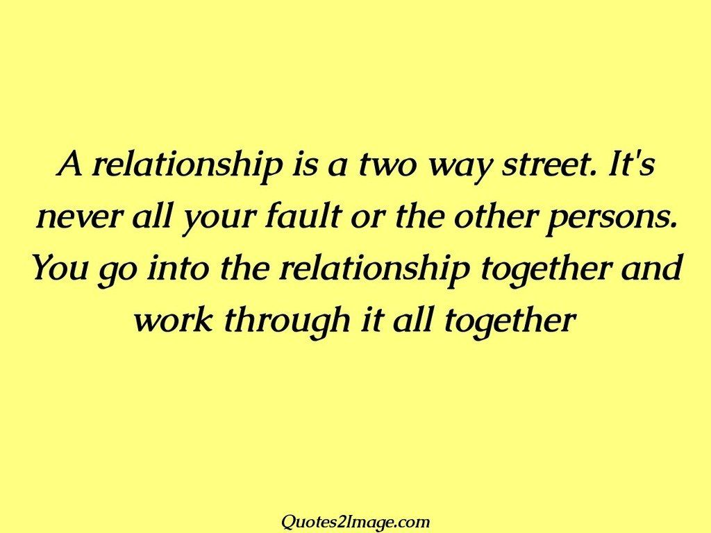 Image result for your fault in a relationship
