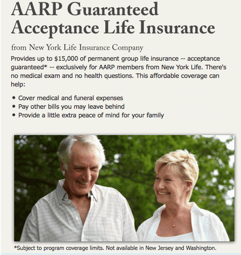 Life Insurance Quotes For Seniors Prepossessing Aarp Life Insurance Quotes For Seniors 15  Quotesbae