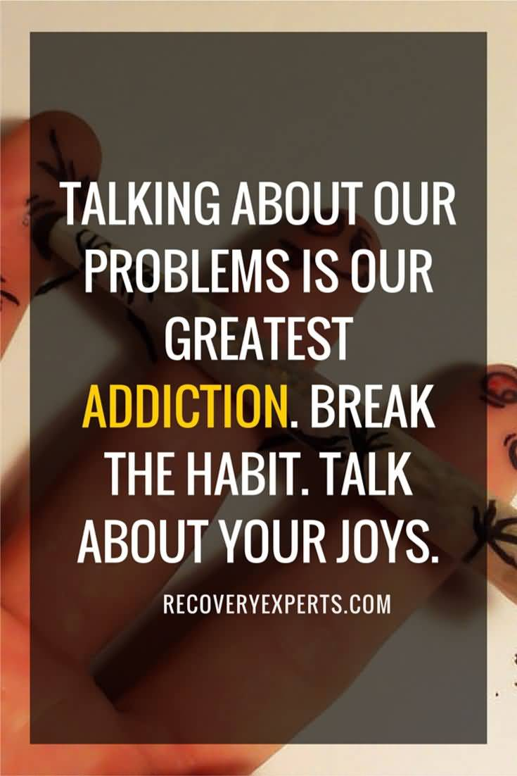 Addiction Quotes Addiction Recovery Quotes Meme Image 11  Quotesbae