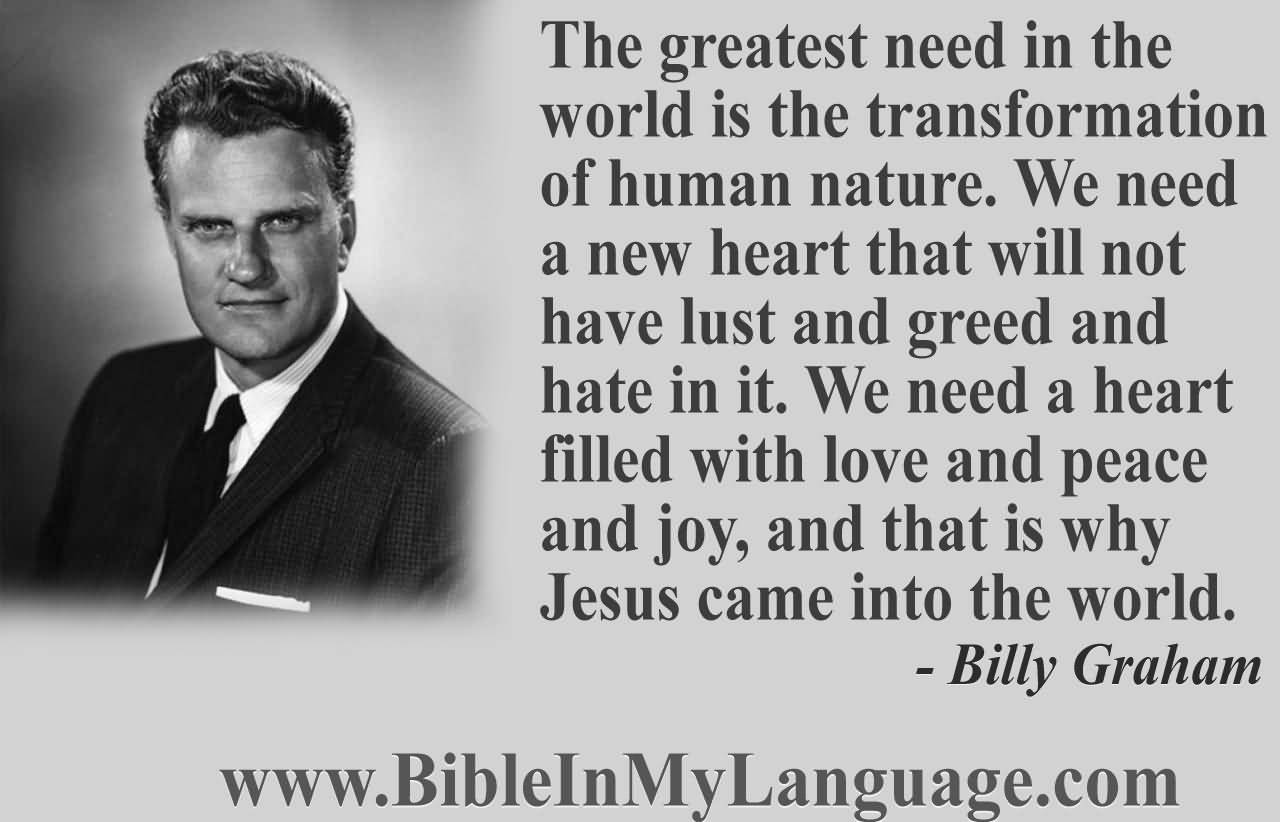 Black Jesus Quotes Billy Graham Quotes Meme Image 18  Quotesbae