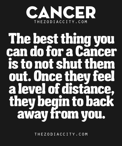 Cancer Sign Quotes Interesting Cancer Sign Quotes Meme Image 11  Quotesbae