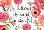 Motivational Quotes For Women Meme Image 18