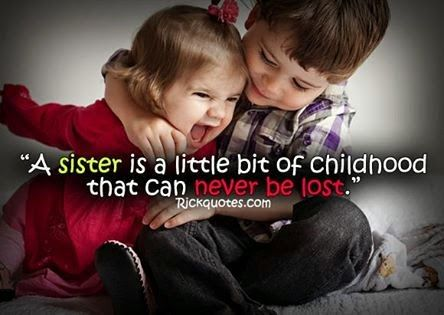 Brother And Sister Love Quotes Prepossessing 20 Brother And Sister Love Quotes Sayings & Photos  Quotesbae