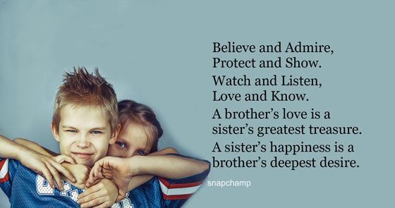 Brother And Sister Love Quotes Prepossessing Brother And Sister Love Quotes 20  Quotesbae