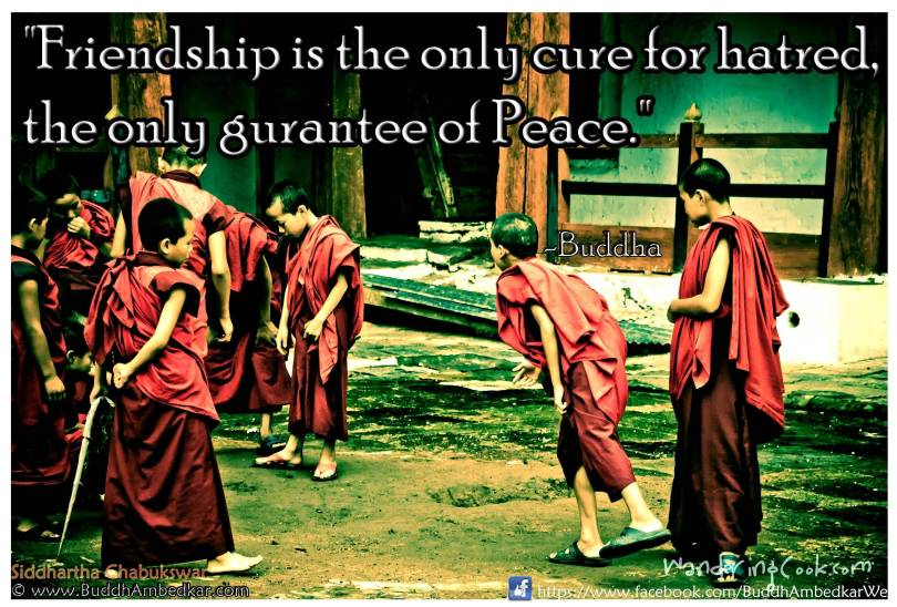 Buddha Quotes About Friendship Awesome Buddha Quotes On Friendship  Best Quote 2017
