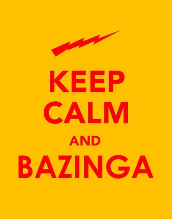 Cool bazinga origin memes