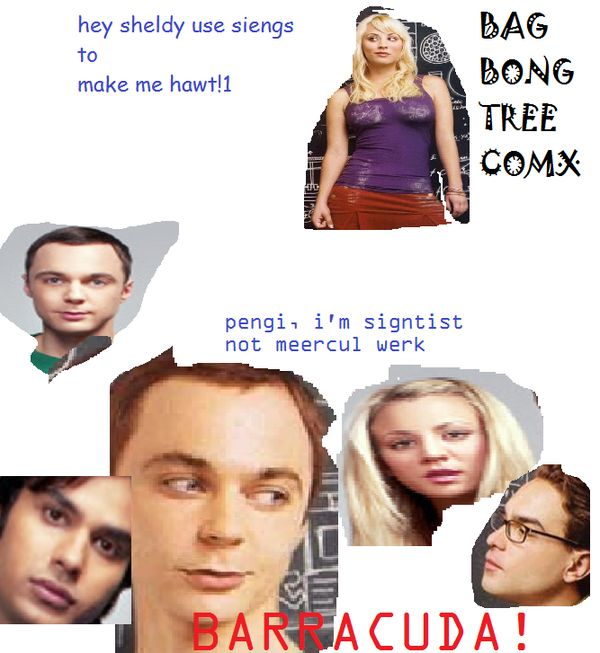 Cool big bang theory ironic memes images