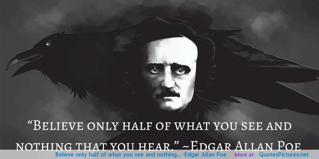 Edgar Allan Poe Life Quotes Best Edgar Allan Poe Life Quotes 06  Quotesbae