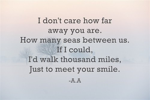 Far Away Love Quotes 15 Amazing Design