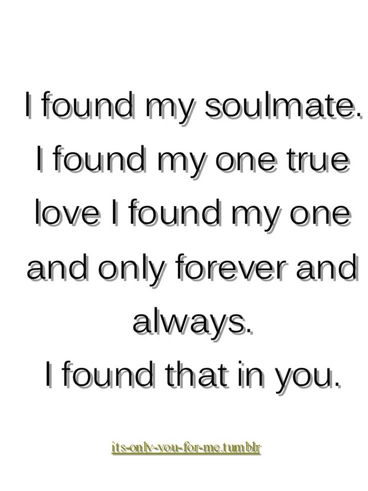 Found True Love Quotes Prepossessing Found True Love Quotes 07  Quotesbae