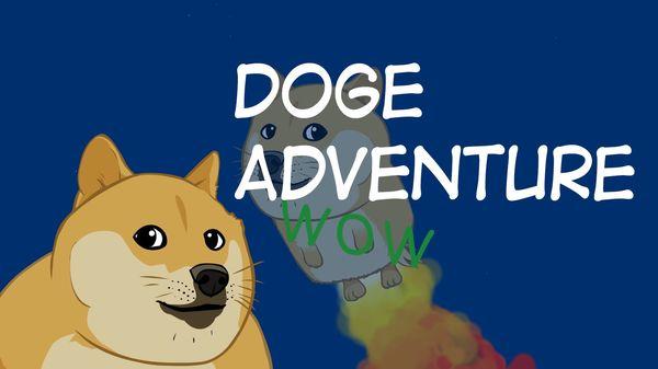 Funny Cartoon Doge Image