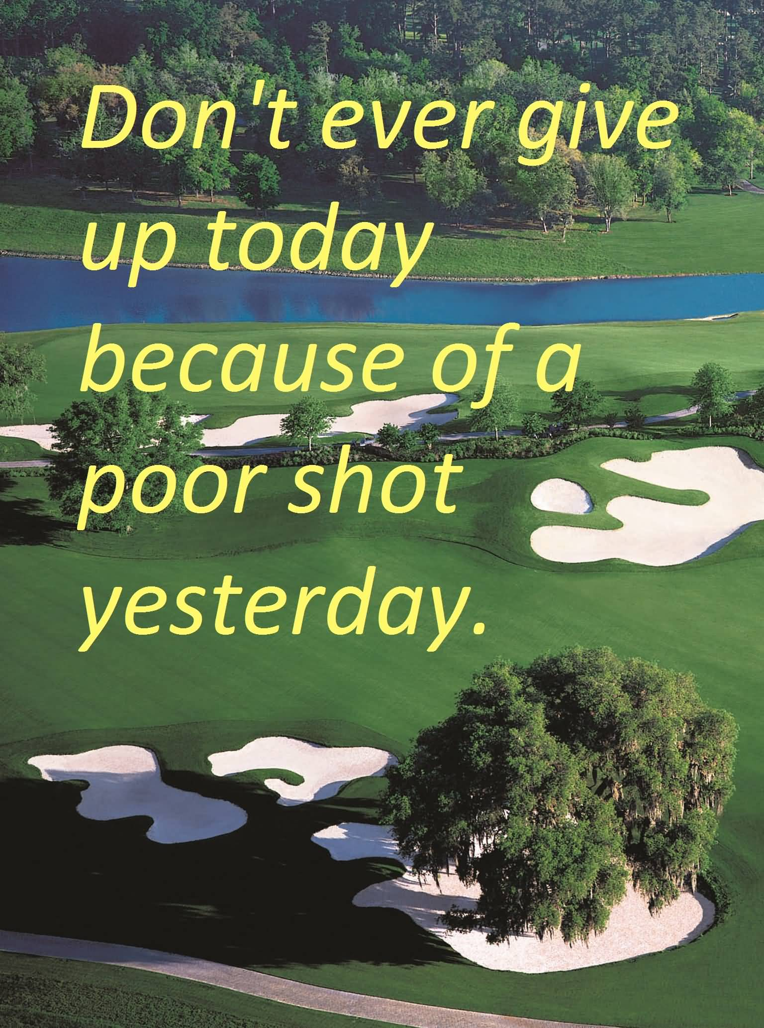 Golf And Life Quotes 10 Design Ideas