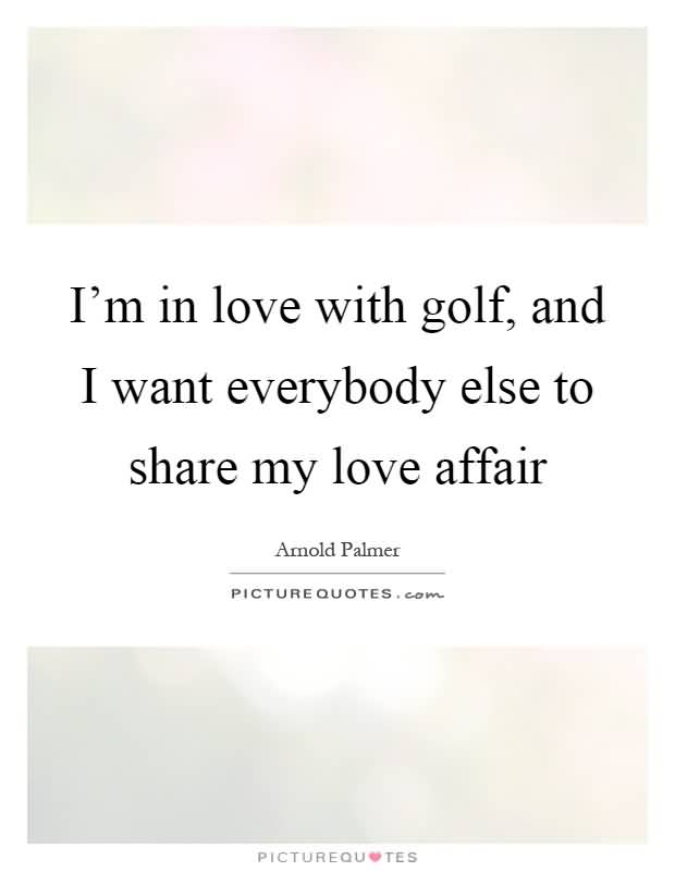 Golf Quotes Custom Golf And Romance A Story In Quotes Lake ... on