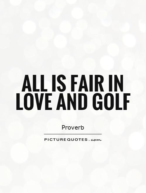 Golf Love Quotes Amazing Golf Love Quotes 16  Quotesbae