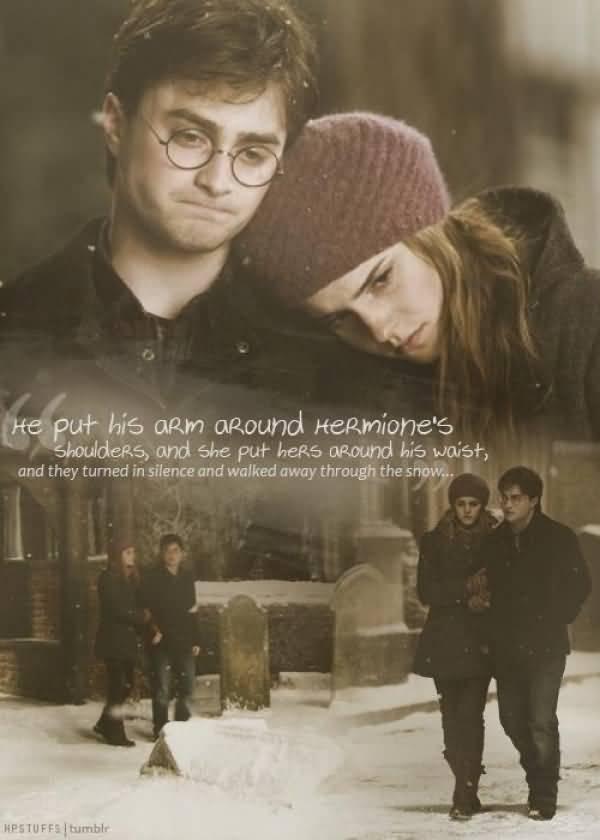 Harry Potter Quote About Friendship Unique Harry Potter Quote About Friendship 08  Quotesbae