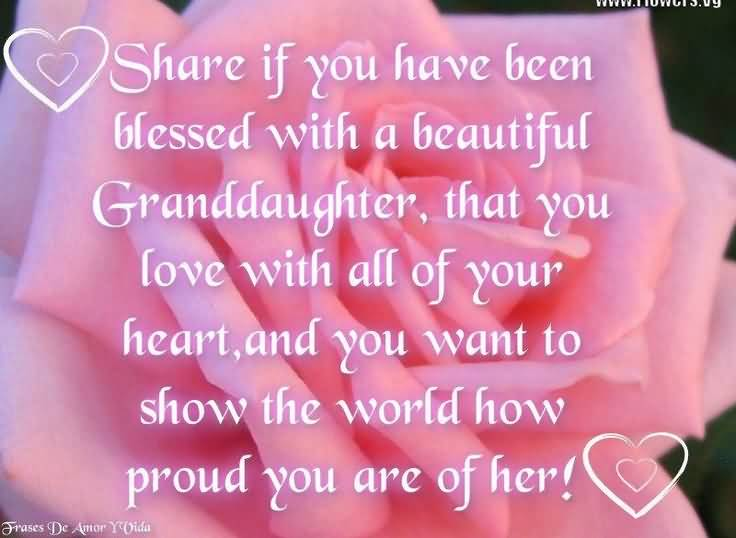 I Love My Granddaughter Quotes Awesome I Love My Granddaughter Quotes 06  Quotesbae