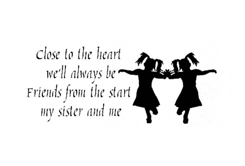 I Love My Sister Quotes Awesome I Love My Twin Sister Quotes 12  Quotesbae