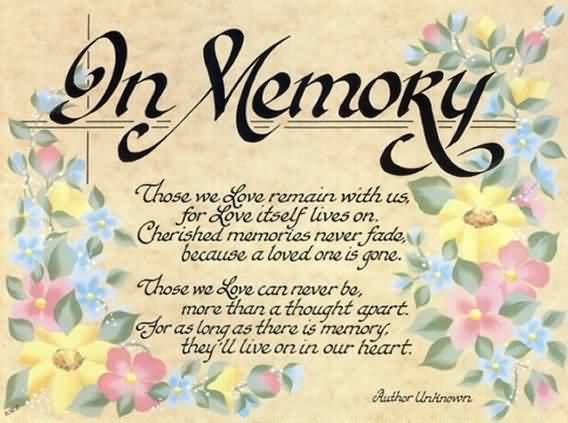 Remembrance Quotes For Loved Ones Gorgeous In Remembrance Quotes Of A Loved One 06  Quotesbae