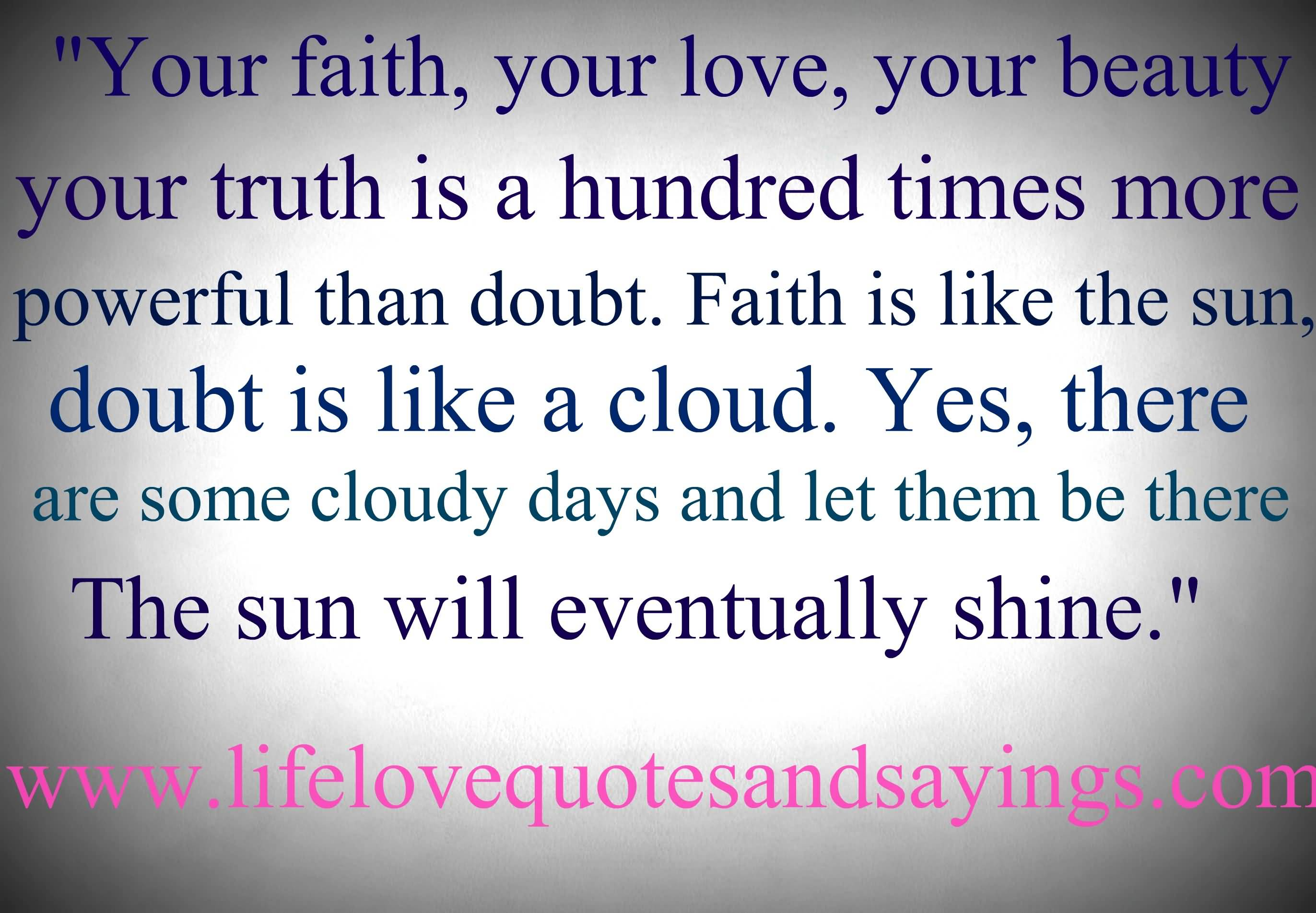 Love And Faith Quotes Inspirational Quotes About Faith And Love 04  Quotesbae
