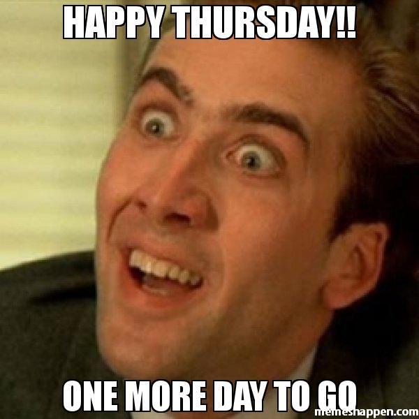 Funny Memes For Thursday : Happy thursday some meme funniest quotesbae