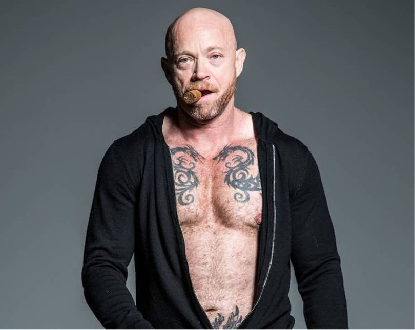 Awesome Look By Buck Angel