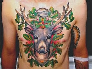 Christmas Tattoo Design Ideas Image Picture Photo 13