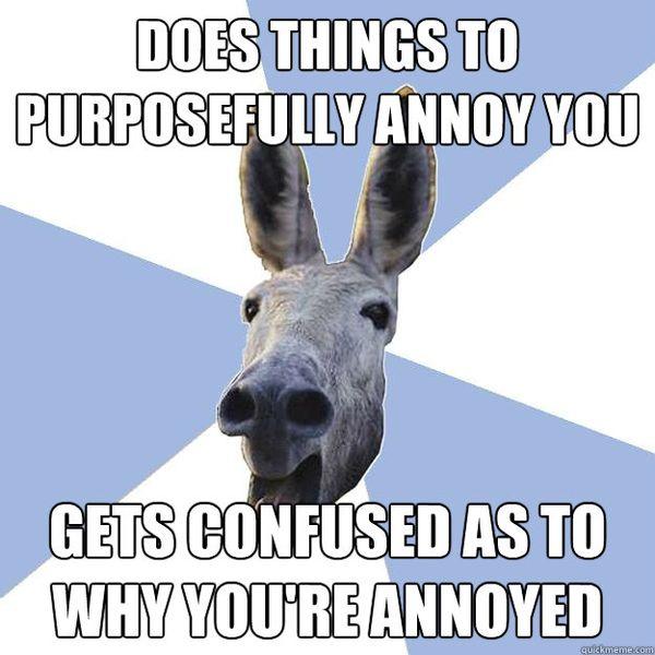 Funny Annoying Boyfriend Meme Image QuotesBae