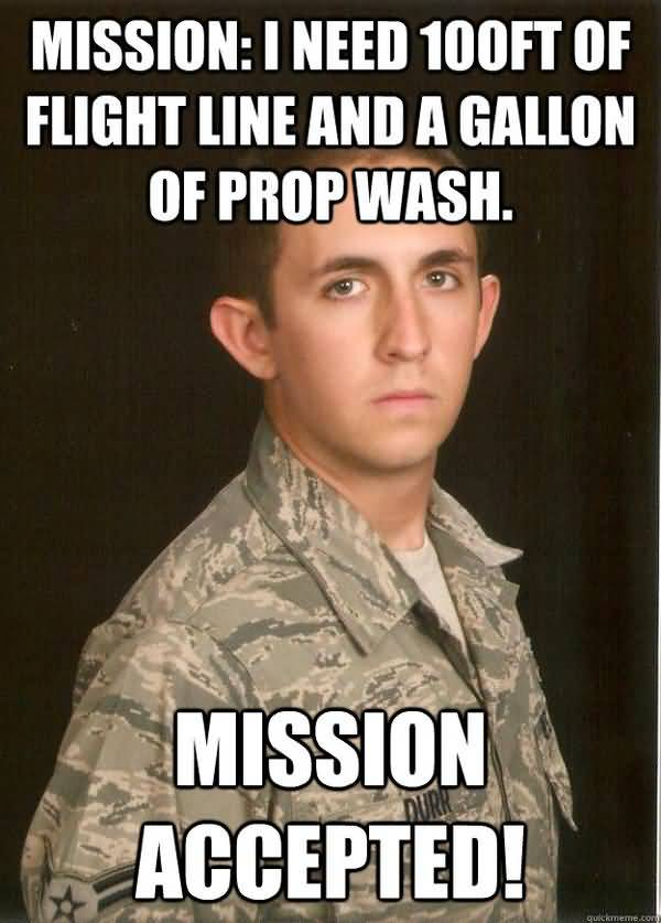 Funny Mission Accepted Meme Image