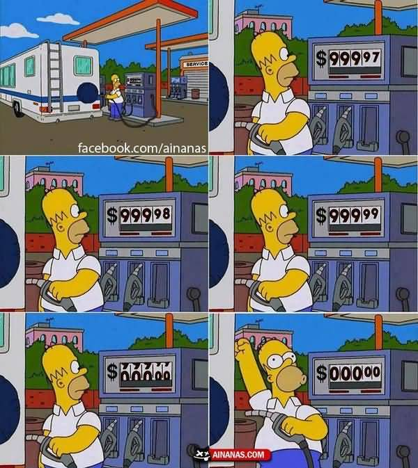 Funny best homer simpson salivating meme pictures