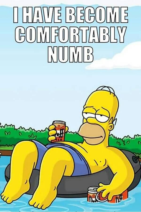 Funny common homer simpson drooling picture memes