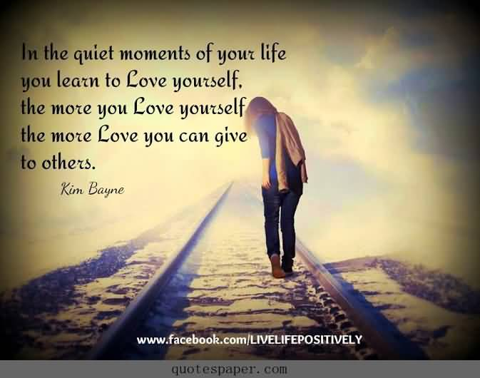 Learning To Love Yourself Quotes Adorable Learning To Love Yourself Quotes 04  Quotesbae