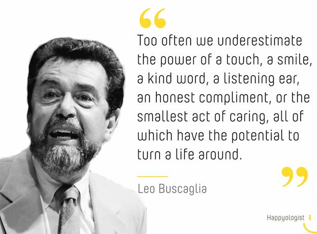 Leo Buscaglia Love Quotes Stunning Leo Buscaglia Love Quotes 20  Quotesbae