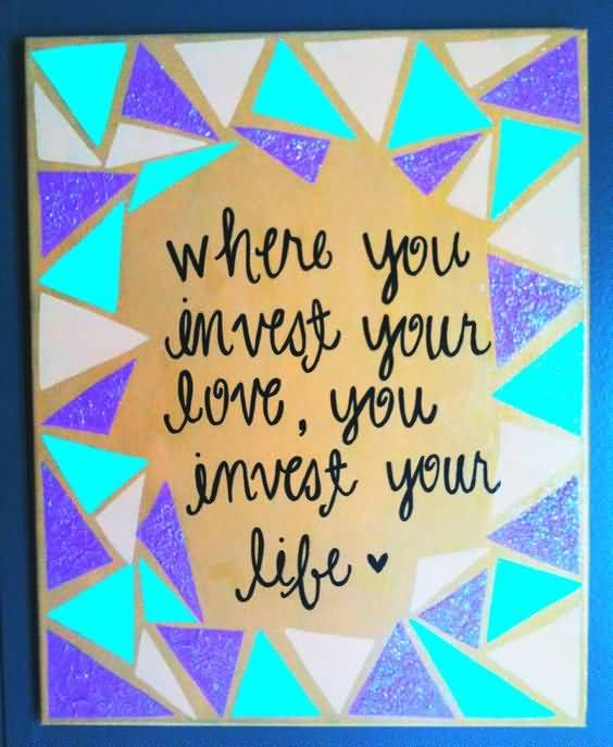Life Canvas Quote Classy Life Canvas Quote 08  Quotesbae