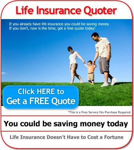Life Insurance Free Quotes Beauteous Life Insurance Free Quotes 07  Quotesbae