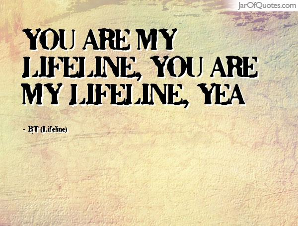 Life Line Quotes Extraordinary Life Line Quotes 19  Quotesbae